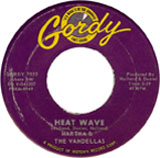 """Heat Wave"" by Martha & The Vandellas"