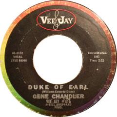 """Gene Chandler's """"The Duke of Earl"""""""