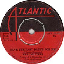 "The Drifters with Ben E. King ""Save the Last Dance for Me"""