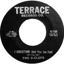 """I Understand (Just How You Feel)"" by The G-Clefs"