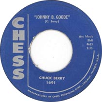 """Johnny B. Goode"" by Chuck Berry"