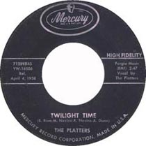 """Twilight Time"" by The Platters"