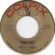 """Johnny Angel"" by Shelley Fabares"