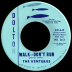 """Walk Don't Run"" by The Ventures"