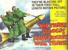 """The Three Stooges in """"Have Rocket, Will Travel"""""""