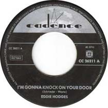 """I'm Gonna Knock on Your Door"" by Eddie Hodges"