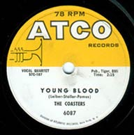 """""""Young Blood"""" by The Coasters"""