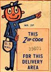 USPS Mr. ZIP to help adoption of new ZIP codes