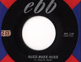 """""""Buzz-Buzz-Buzz"""" by The Hollywood Flames"""