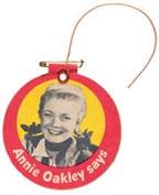 Gail Davis as Annie Oakley