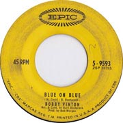 "Bobby Vinton love song ""Blue on Blue"""