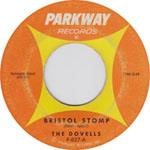 The Bristol Stomp by the Philadelphia doo wop group The Dovells