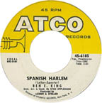 """Spanish Harlem"" by Ben E. King"