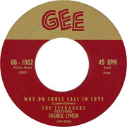 """""""Why Do Fools Fall in Love"""" by Frankie Lymon and The Teenagers"""