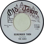 """""""Remember Then"""" by The Earls"""