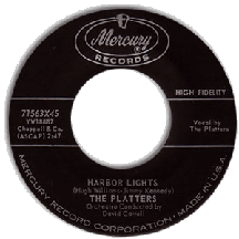 """""""Harbor Lights"""" by The Platters"""