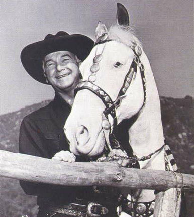 Hopalong Cassidy and Topper