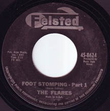 """""""Foot Stomping Part 1"""" by The Flares"""