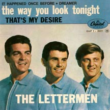 The Lettermen The Way You Look Tonight