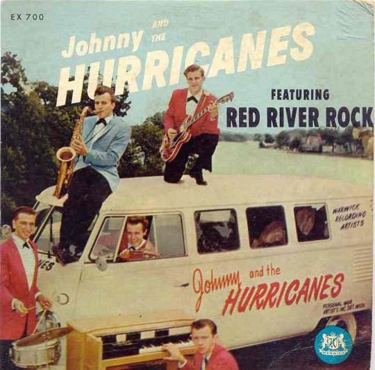 Johnny and the Hurricanes Red River Rock