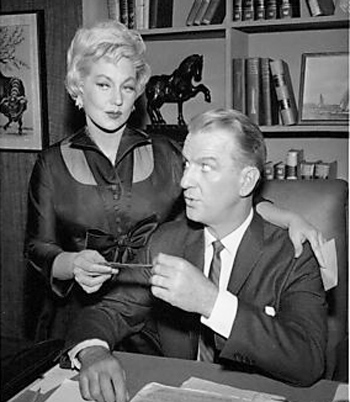 Ann Sothern and Don Porter in The Ann Sothern Show