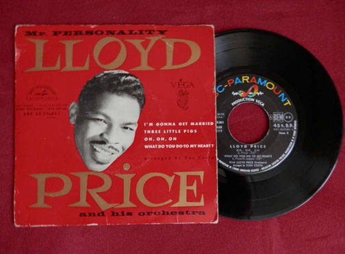 "Lloyd Price ""I'm Gonna Get Married"""