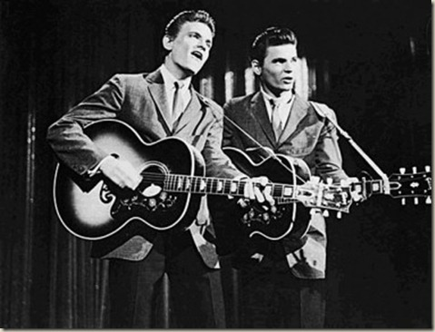 The Everly Brothers Bird Dog